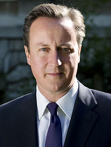 David Cameron: king of farce, prime minister of the UK